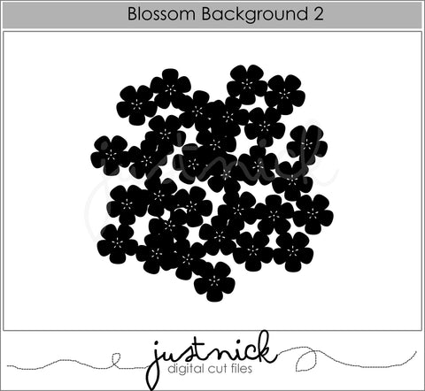 Blossom Background 2