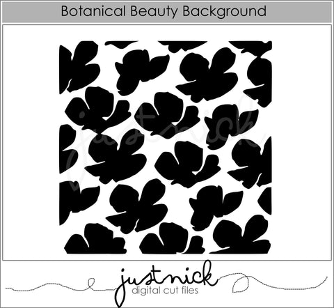 Botanical Beauty Background