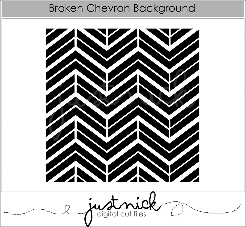Broken Chevron Background