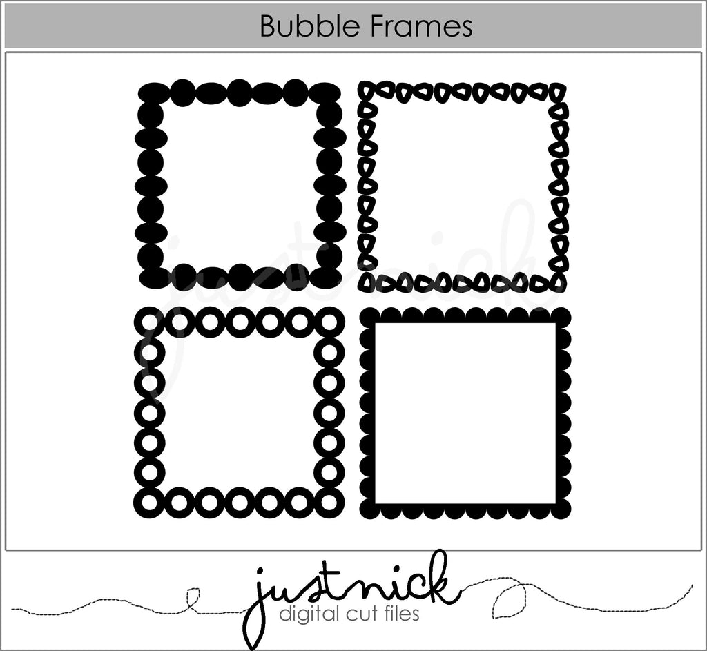 Bubble Frames