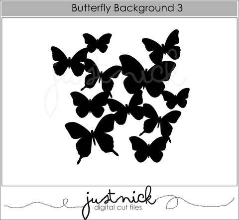 Butterfly Background 3