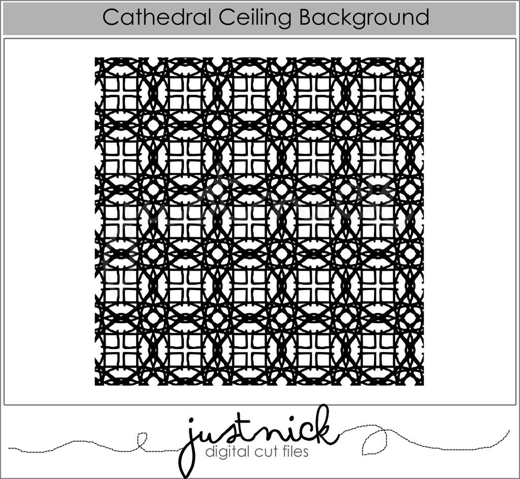 Cathedral Ceiling Background