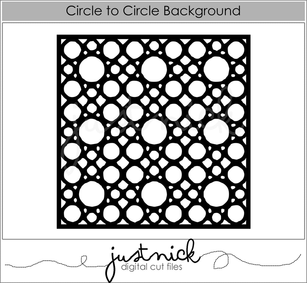 Circle to Circle Background