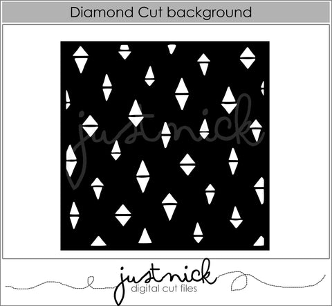 Diamond Cut Background