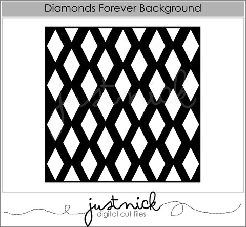 Diamonds Forever Background