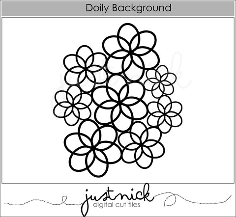 Doily Background