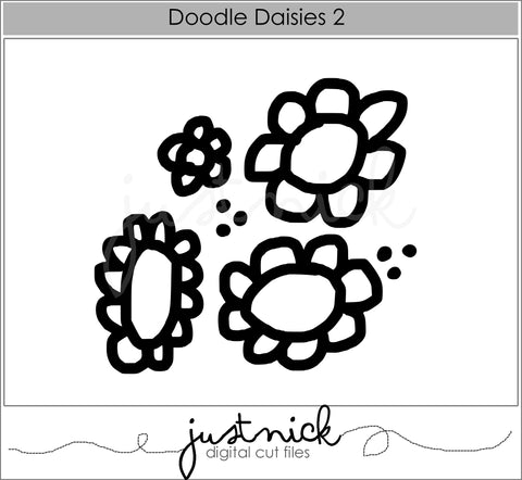 Doodle Daisies 2