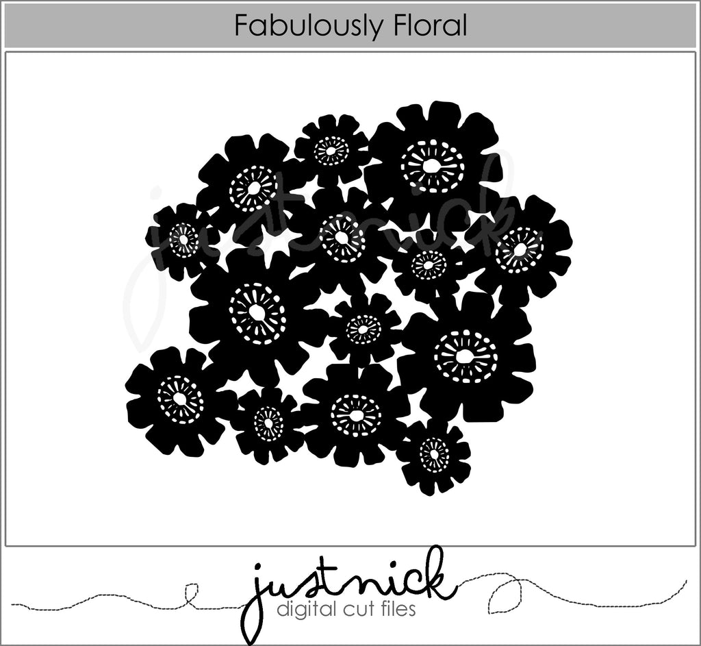 Fabulously Floral Background