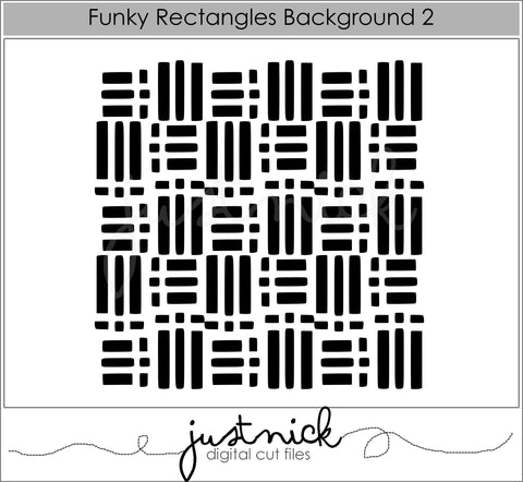 Funky Rectangle Background 2