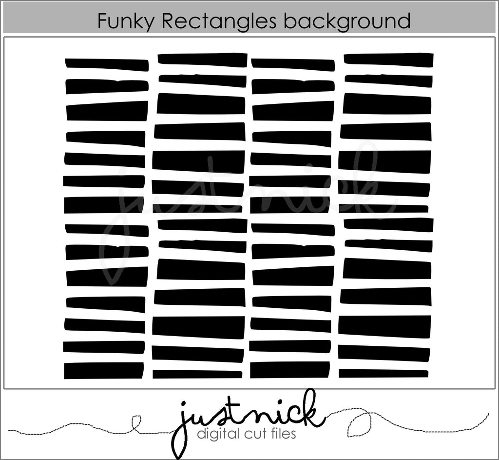 Funky Rectangles Background