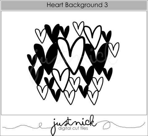 Heart Background 4