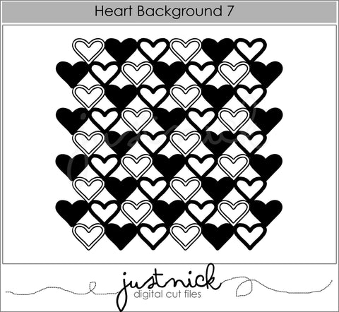 Heart Background 7