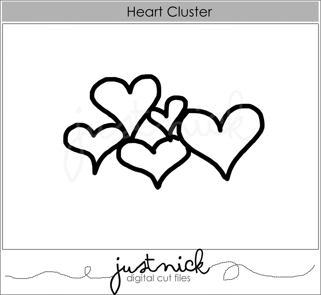 Heart Cluster