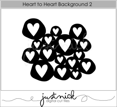 Heart to Heart Background 2