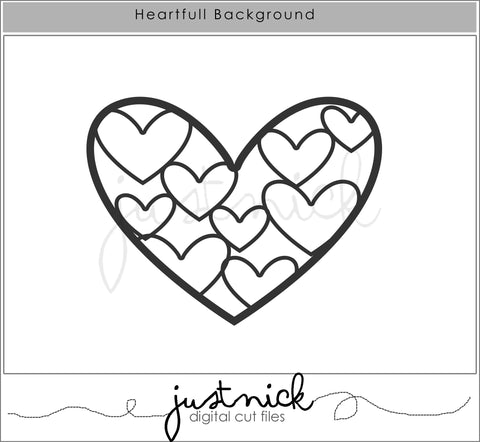 Heartfull background