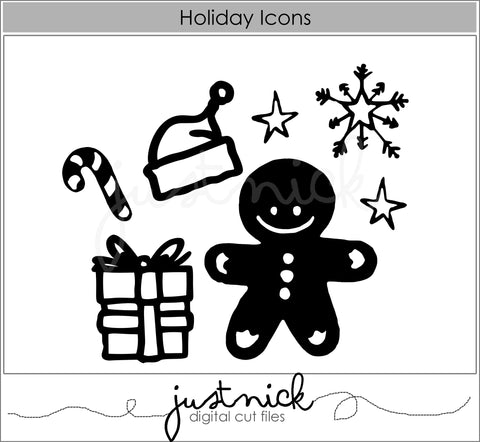 Holiday Icons 2