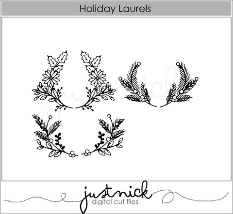 Holiday Laurels