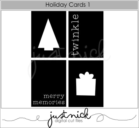 Holiday Cards 1
