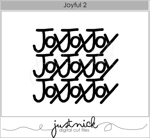 Joyful 2 Background