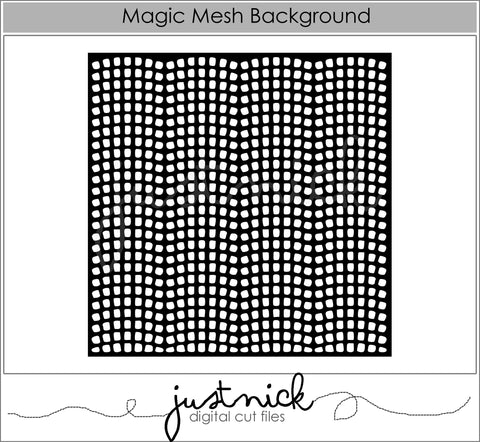 Magic Mesh background