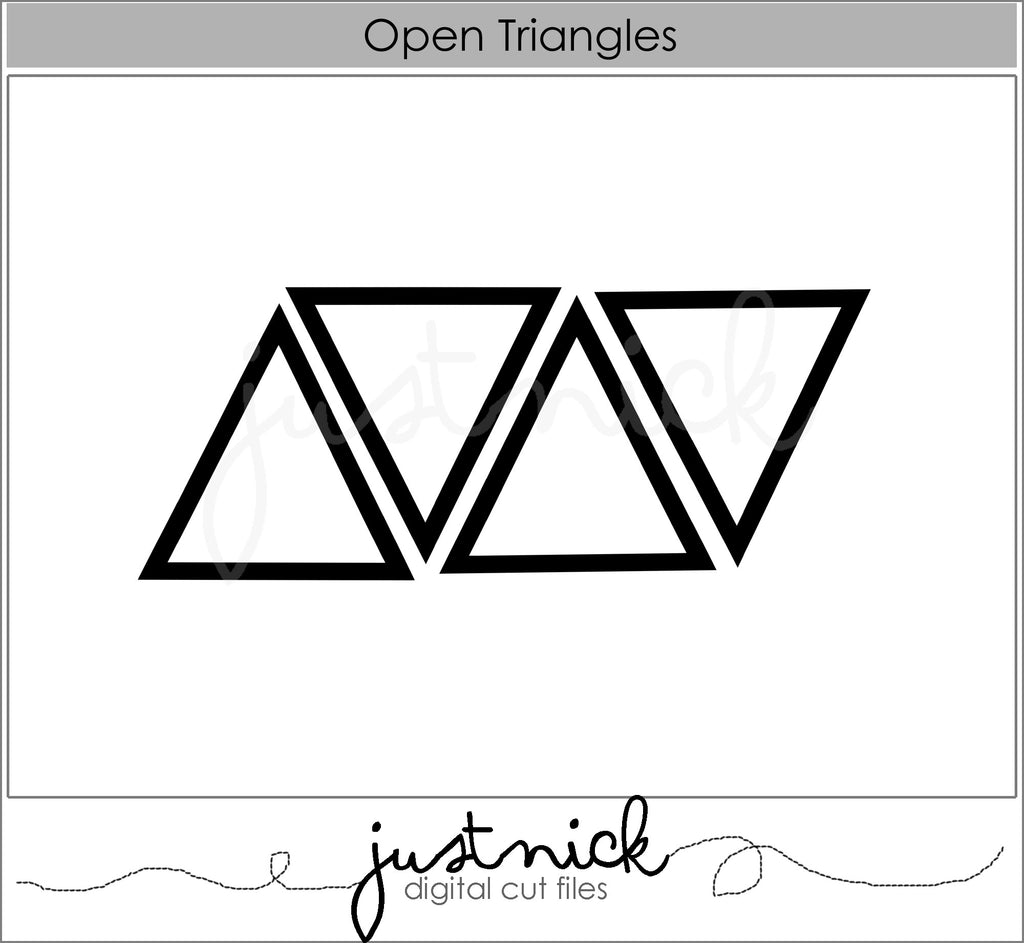 Open Triangles