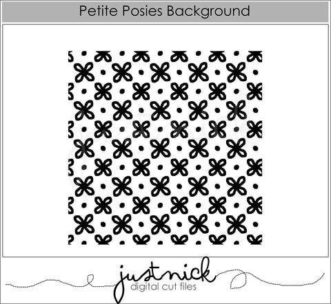 Petite Posies Background