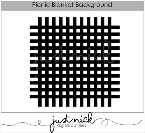 Picnic Blanket Background