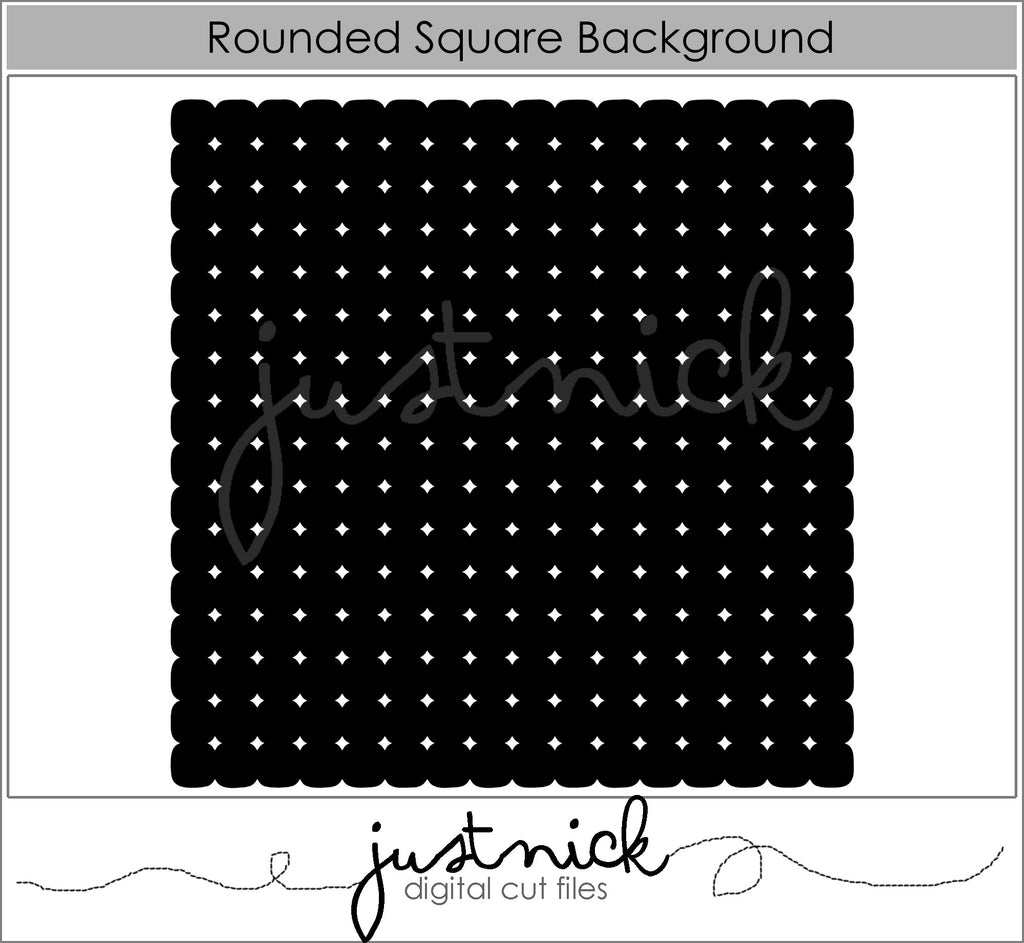 Rounded Square Background