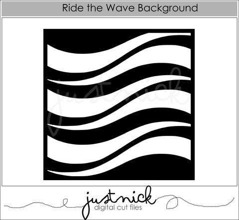 Ride the Wave background