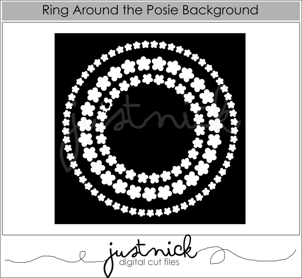 Ring Around the Posie Background
