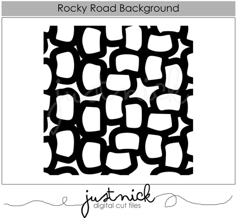 Rocky Road Background