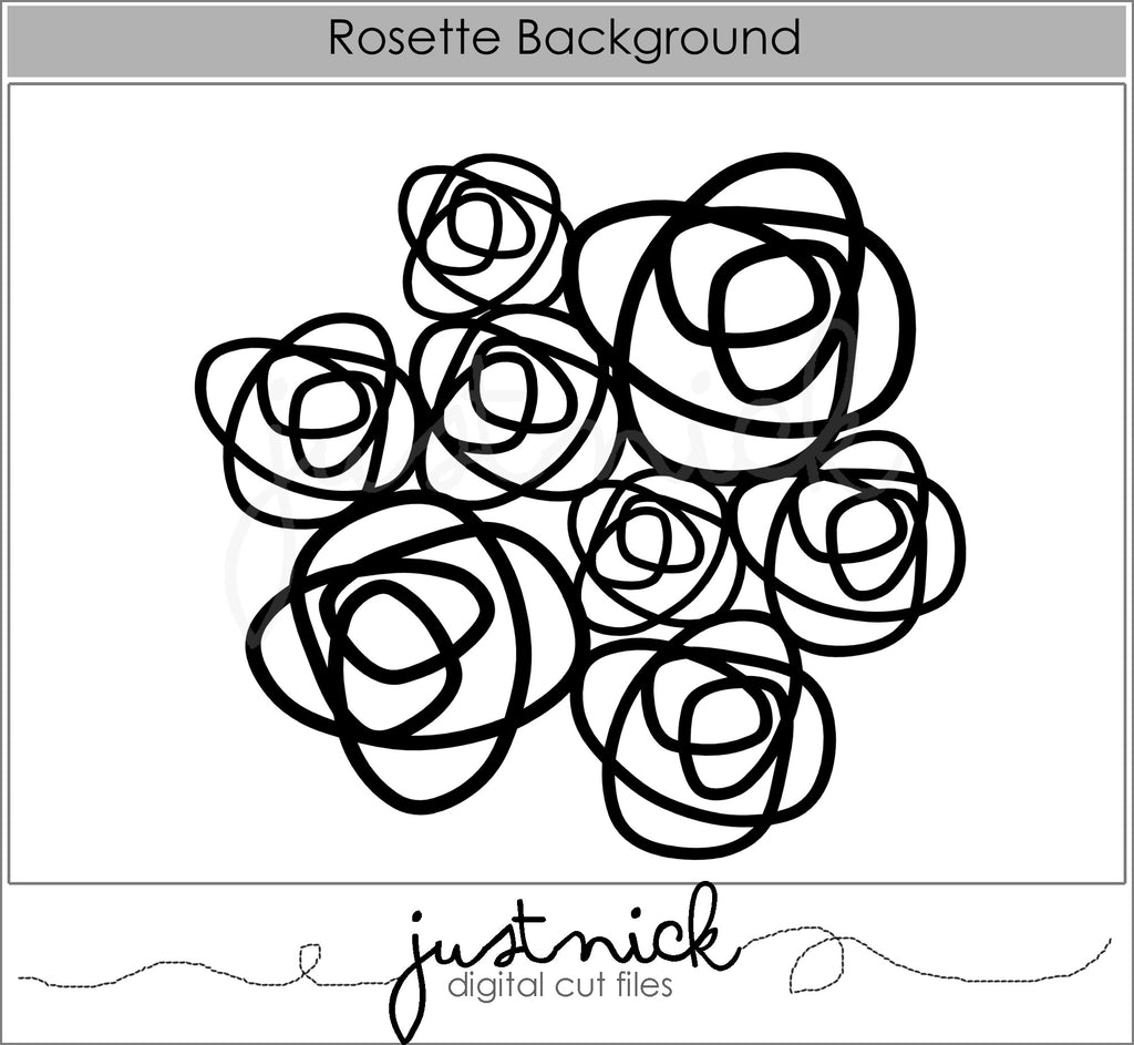 Rosette background