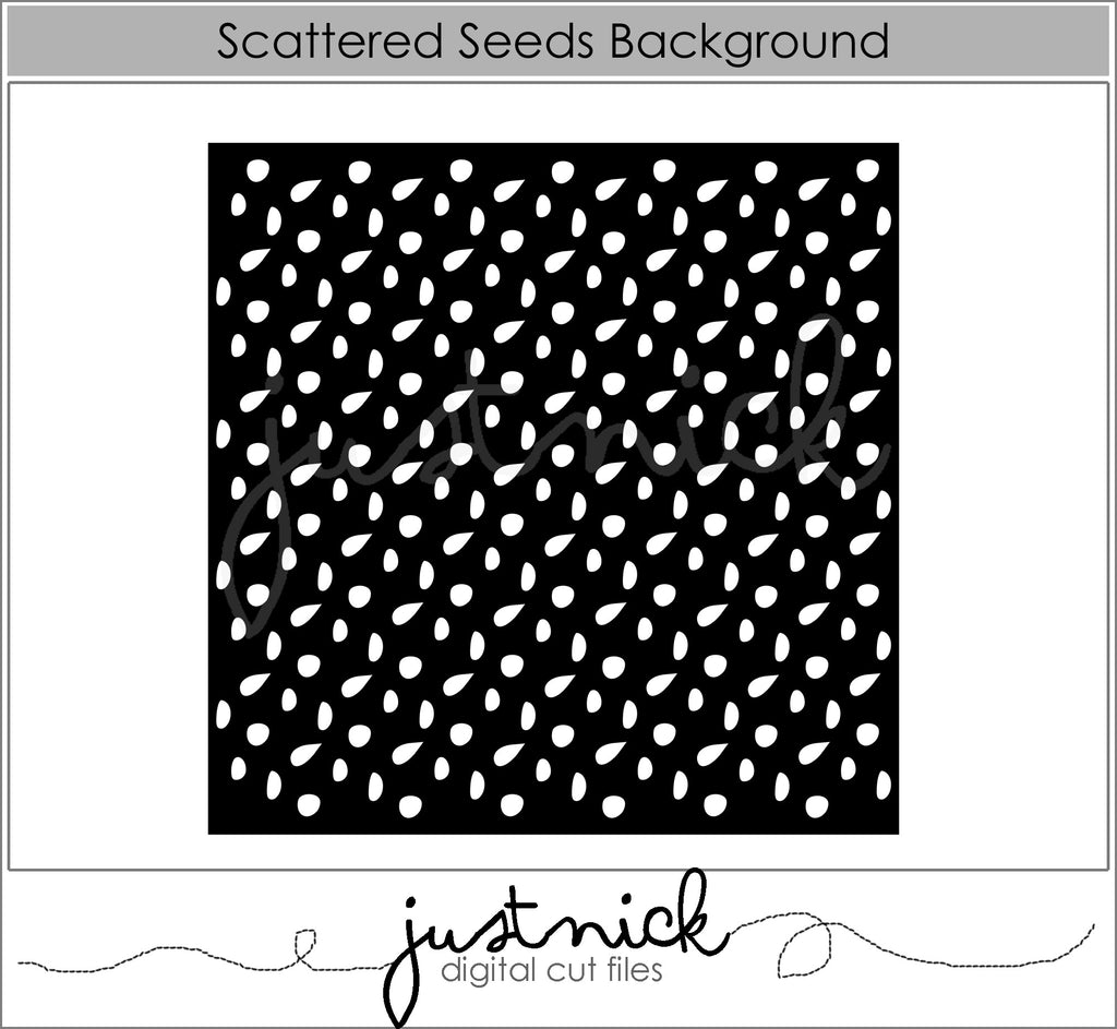 Scattered Seeds Background