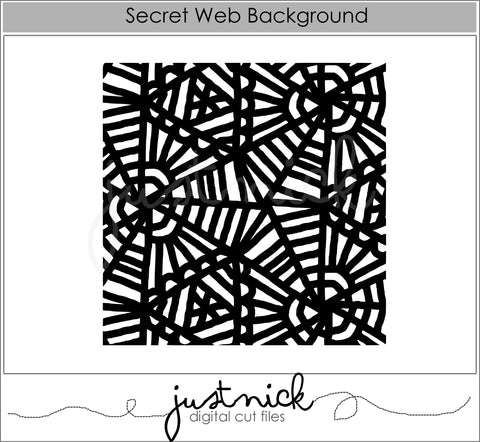 Secret Web Background
