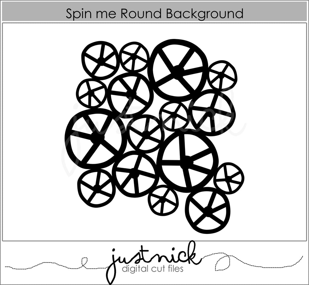 Spin Me Round Background