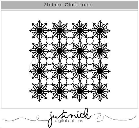 Stained Glass Lace