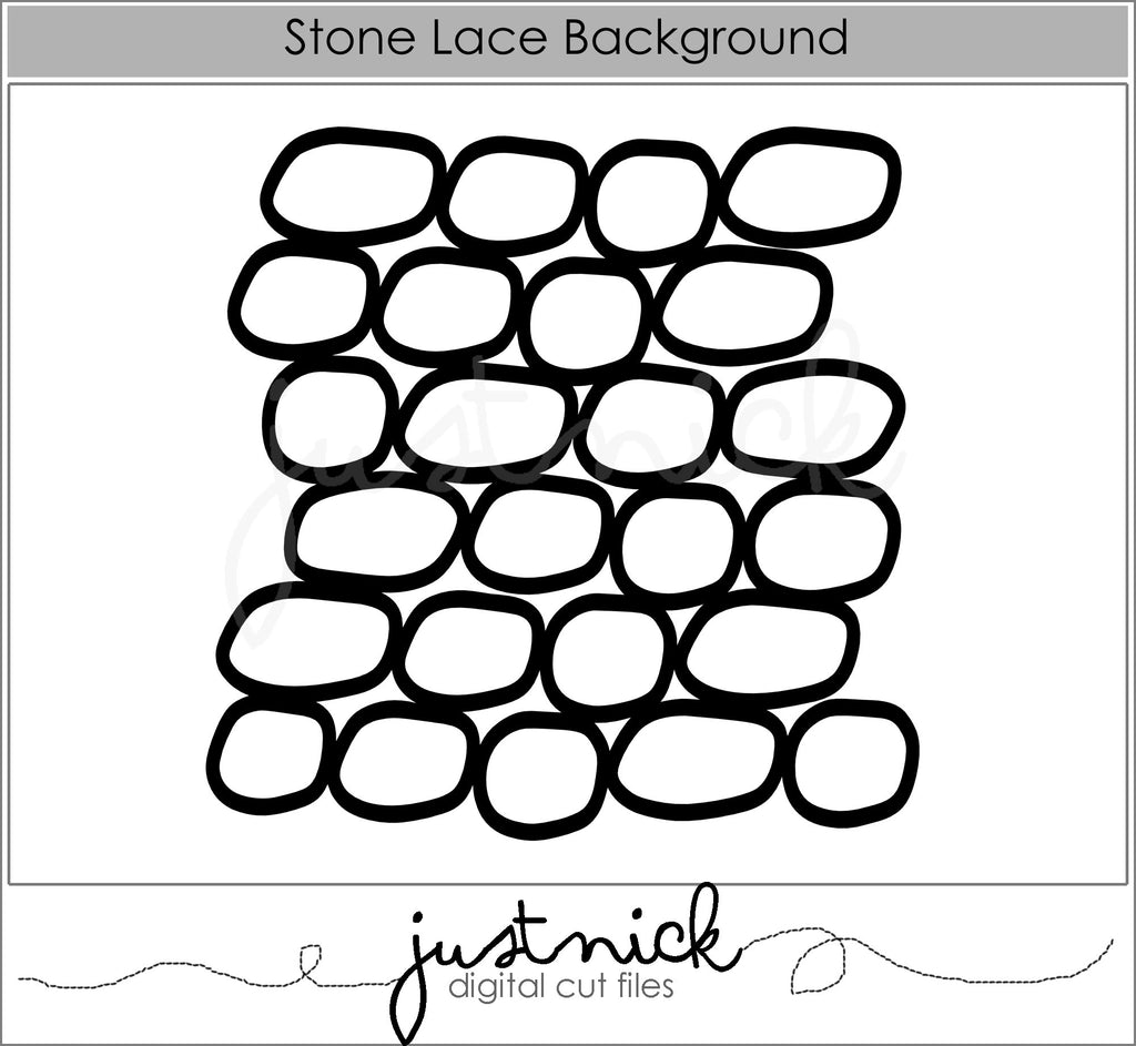 Stone Lace Background