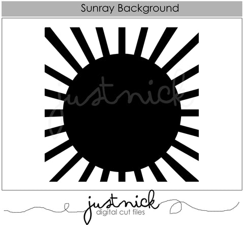 Sunray background