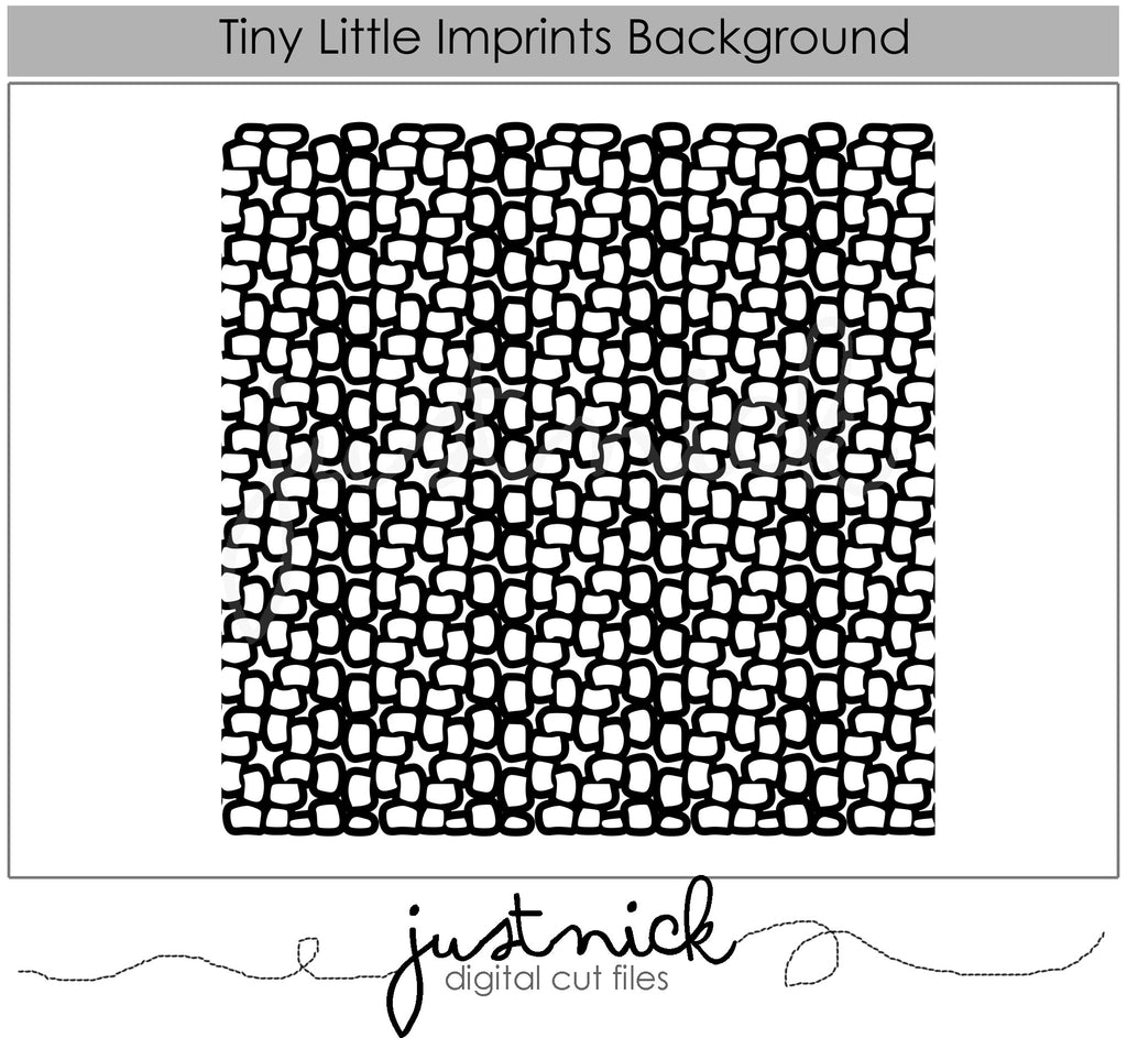 Tiny Little Imprints Background