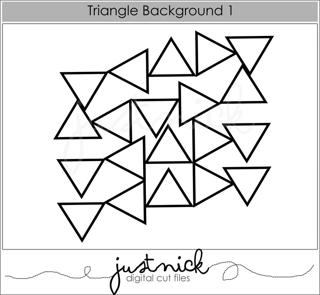 Triangle Background 1