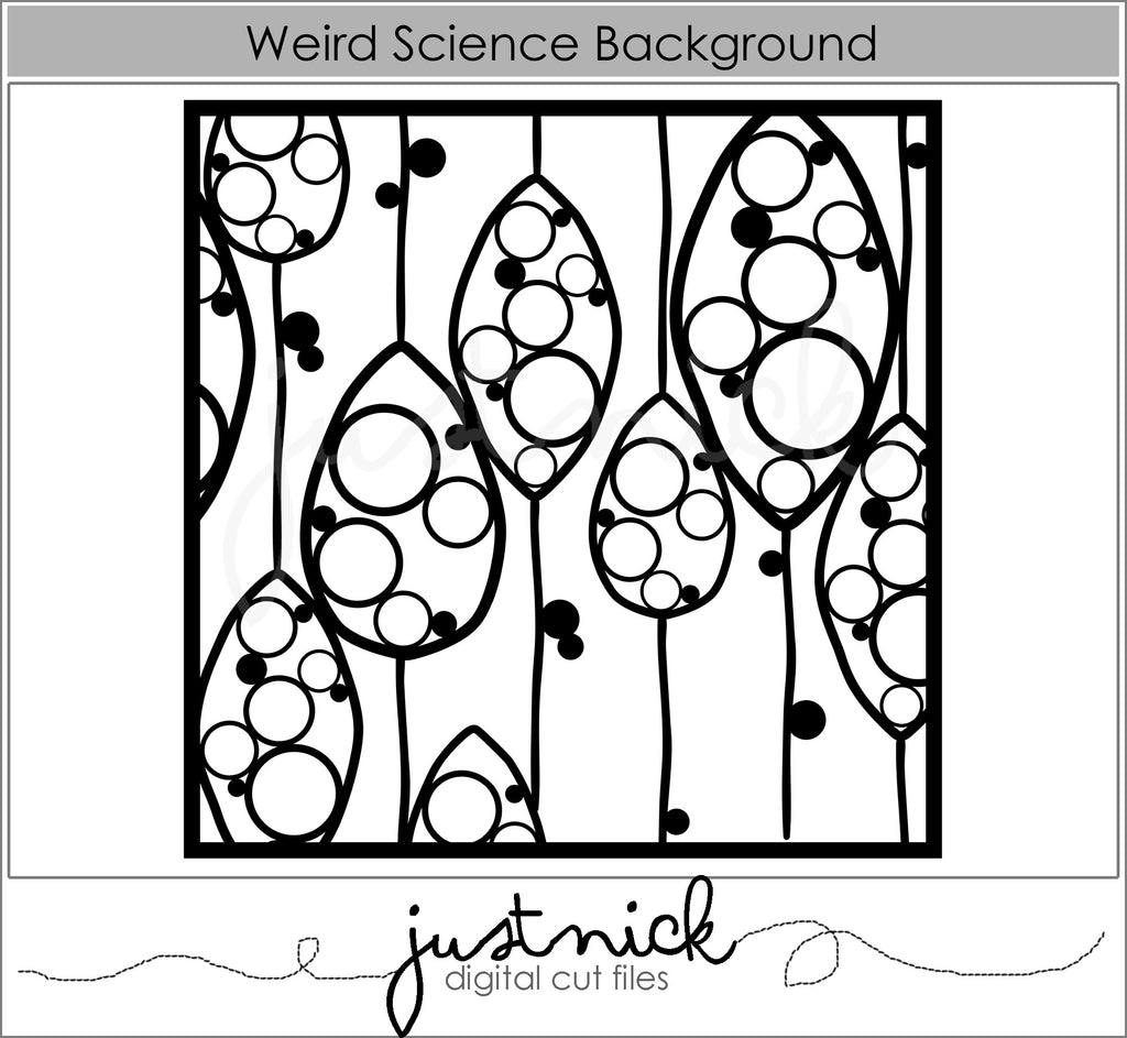 Weird Science Background