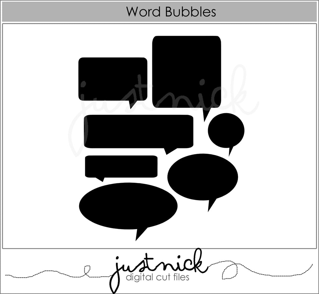 Word Bubbles