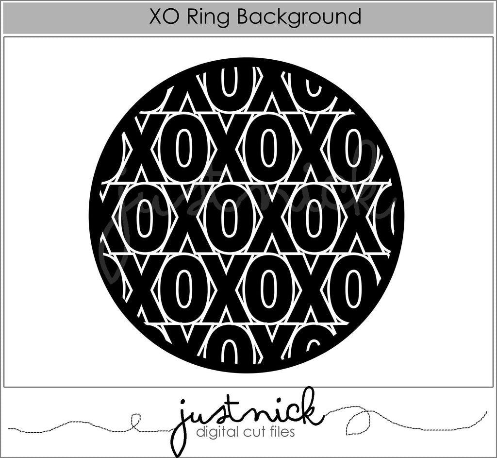 XO Ring Background