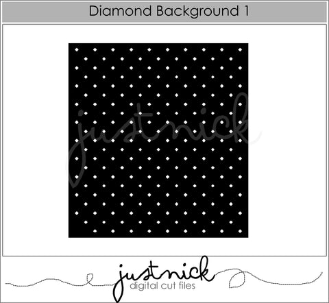 Diamond Background 1