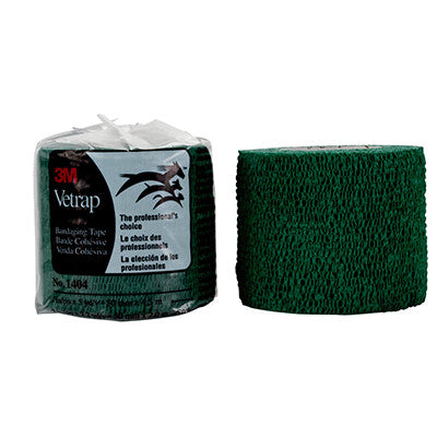 3M Vetrap Bandaging Tape Black Twisted Bit