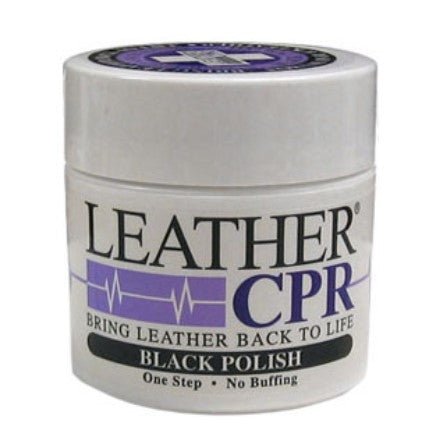 Leather CPR Shoe & Boot Polish - 4 ounces Twisted Bit