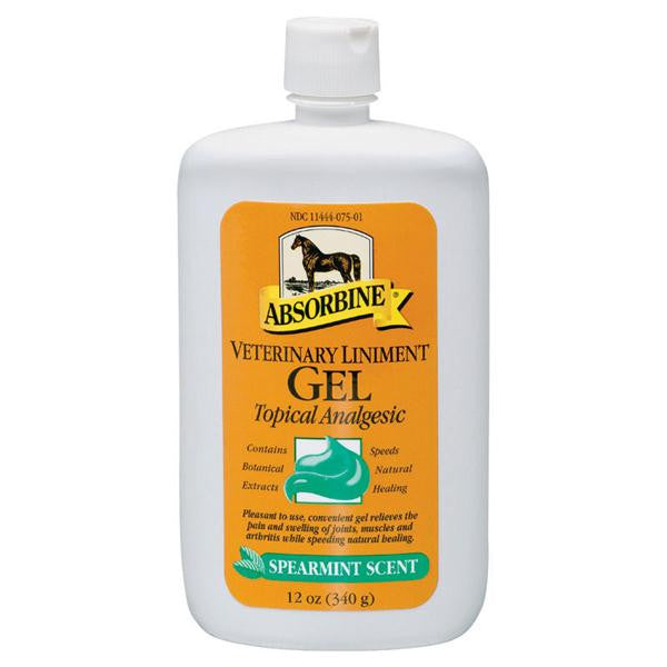 Absorbine Veterinary Liniment Gel Twisted Bit