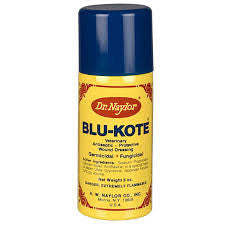 Blu-Kote Spray Twisted Bit