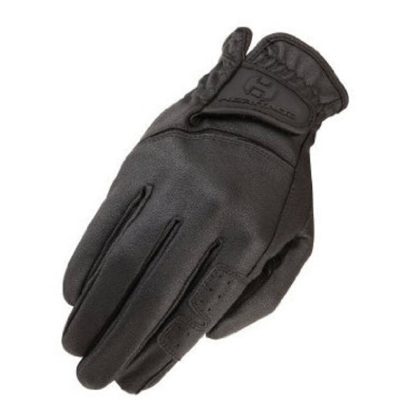 Heritage GPX Show Gloves Black Twisted Bit