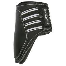 Equifit T-Boot Exp II Hind Velcro Boot Black Twisted Bit